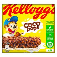 Kellogg's Coco Pops Cereal 20g x Pack of 6