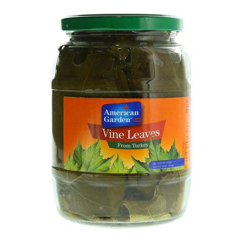 Buy American Garden Vine Leaves From Turkey 930g Online Shop Food Cupboard On Carrefour Uae