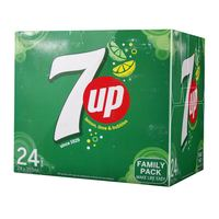 7up drink 330 ml x 24 pieces