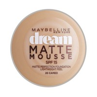 Maybelline New York Dream Matte Mousse Foundation Cameo No 20 18ML