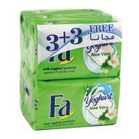 Fa yogurt aloe vera soap 3 × 3 free + 100 g