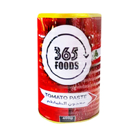 365 Food Tomato Paste Canned 400GR