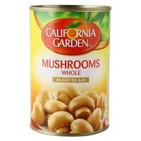 California Garden Whole Mushrooms 425g