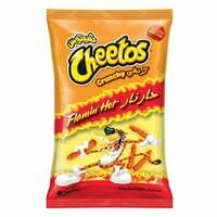 Cheetos Flaming Hot Chips 205g