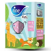 Face Mask Fine Guard Comfort Kids Pink Small (Carton of 01x40) Slim