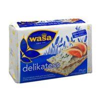 Wasa Delikatess Rusk 270g