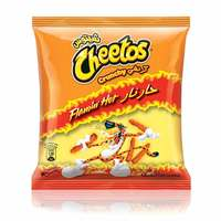 Cheetos Flamin' Hot Crunchy 25g