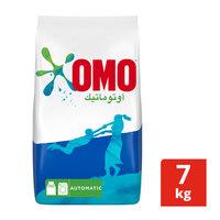 Omo powder detergent low foam automatic 7 Kg