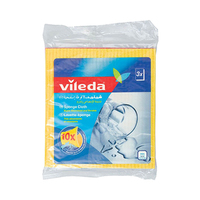 Vileda Sponge Cloth 3+1 Free