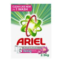 Ariel automatic downy laundry powder detergent touch of freshness scent 2.5 kg