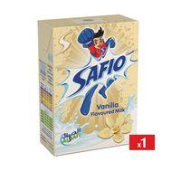 Safio UHT Vanilla Milk 125ml