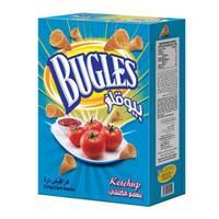 Bugles ketchup 18 g × 15