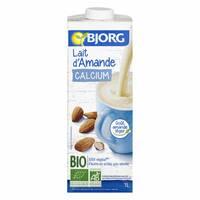 Bjorg Almond Milk Calcium Bio 1L