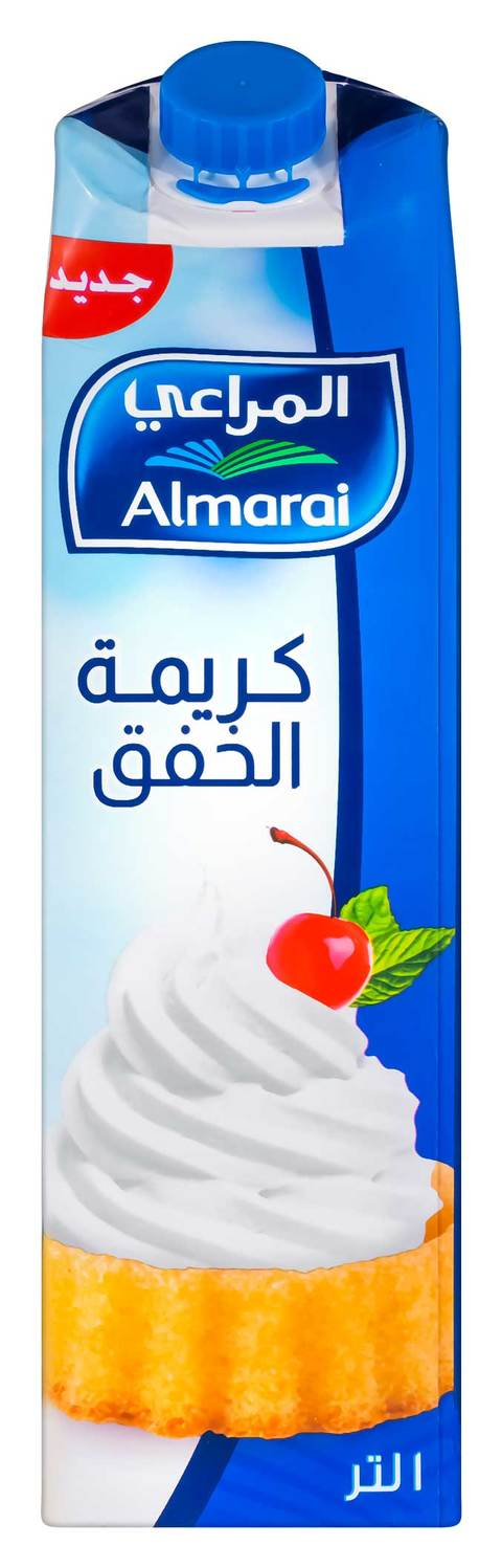 Buy Almarai Whipping Cream 1 Liter Online Shop Fresh Food On Carrefour Egypt