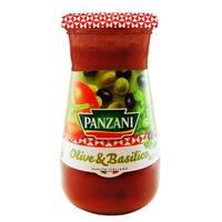Panzani Olive And Basilico Sauce 400g