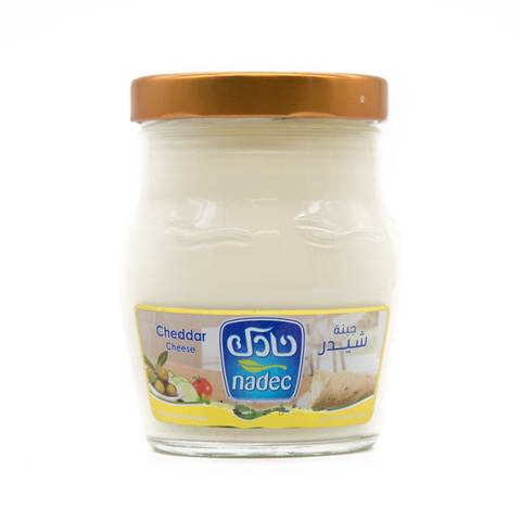 Buy Nadec Processed Cheddar Cheese Spread 500 G Online Shop Fresh Food On Carrefour Saudi Arabia