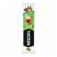 Nescafe 3 in 1 coffee hazelnut 17g