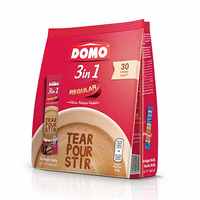 Domo Coffee 3 In 1 Bag 18GR X30