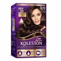 Wella Koleston Permanent Hair Color Kit 3/0 Dark Brown