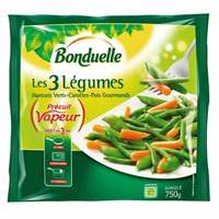 Bonduelle Steam Mix Green 750G