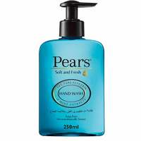 Pears Soft & Fresh Hand Wash with Mint Extracts 98% Pure Glycerin 250ml