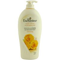 Enchanteur Moisture Silk Charming Perfumed Body Lotion 750ml