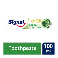 Signal complete 8 herbal gum care toothpaste 100 ml