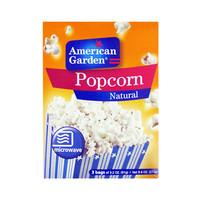 American Garden Natural Popcorn273g