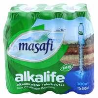 Masafi Alkalife Alkaline Water 500mlx12