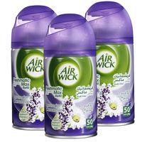 Air Wick Fresh Machine Refill Air Freshner 250mlx3