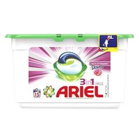 Ariel Automatic 3in1 Pods Laundry Detergent Touch of Freshness Downy 15 Count Dual Pack