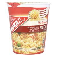 Koka Instant Beef Noodles 70g