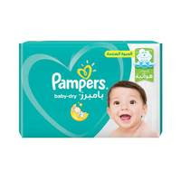Pampers baby dry diapers Size 5  jumbo pack 44 diapers