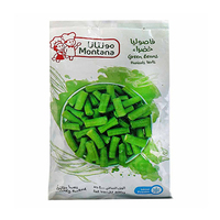 Montana Green Bean Cut Frozen 400GR