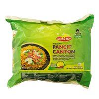 Lucky Me Noodle Pancit Canton 60gx6