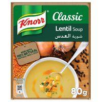 Knorr Lentil Soup Mix 80g