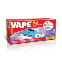 Vape Insect Killer Mat Tablets Anti Odor 30 Pieces