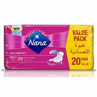 Nana Sanitary Counts Ultra Thin Normal Wings Pack of 20