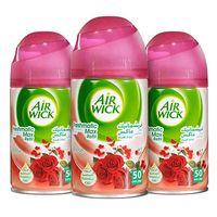 Air Wick Midnight Rose Freshmatic Refill 250mlx3