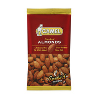 Camel Smoked Almonds 40g