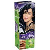 Wella Koleston Naturals Hair Color Semi-Kit  Blue Black  2/8