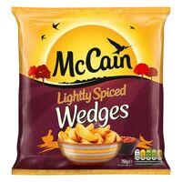 McCain Frozen Seasoned Wedges 750g