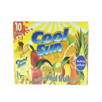 Cool Sun Mixed Fruit Juice 200ml x Pack of 10