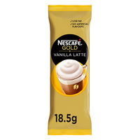 Nescafe Gold Vanilla Latte Coffee 18.5g
