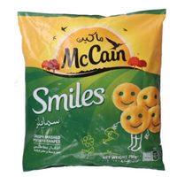 McCain Frozen Smiles Potato 750g