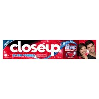 Closeup Anti-Bacterial Toothpaste Red Hot 120ml