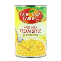 California Garden Canned Creamed Sweet Corn Cream Style 418g