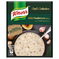 Knorr Packet Soup Wild Mushroom 54g