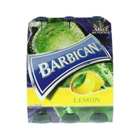 Barbican Lemon Non Alcoholic Malt Beverage 330ml x Pack of 6