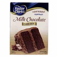 Foster Clarks Milk Chocolate Cake Mix 500g